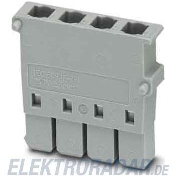 Phoenix Contact COMBI-Stecker CP 2,5-4L-Z