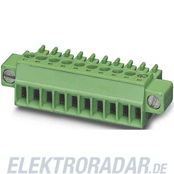 Phoenix Contact COMBICON Leiterplattenstec MC 1,5/ 9-STF-3,81
