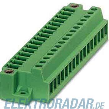 Phoenix Contact Grundleiste für Leiterplat MCVU 1,5/ 3-GFD-3,81