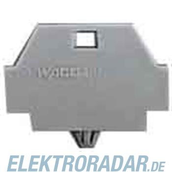WAGO Kontakttechnik Abschlußplatte 260-371