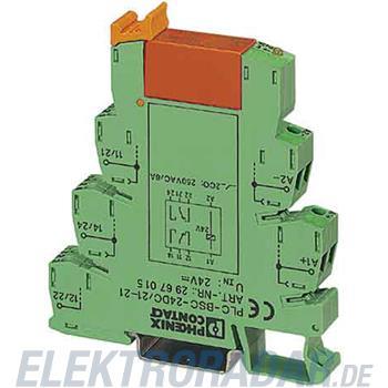 Phoenix Contact Interface PLC-RSC-120UC21-21AU