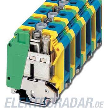 Phoenix Contact Schutzleiter-Reihenklemme UK 35-1-PE/N
