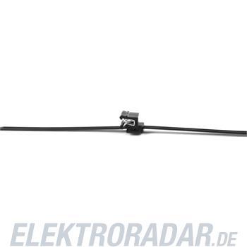 HellermannTyton Befestigungsbinder Edgecli T50ROSEC5A-MC5-BK-D1