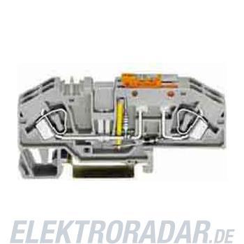 WAGO Kontakttechnik Erdleiter-Trennklemme 282-640