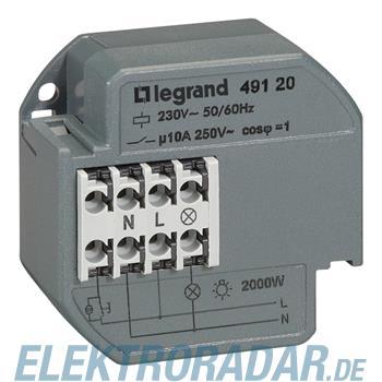 Legrand 49120 Fernschalter UP 1-polig elektronisch 10A230V 50/60