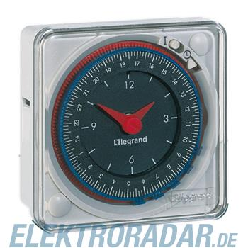 Legrand 49983 Analoge Fronttafeleinbauuhr EconoRex MT230V 50Hz