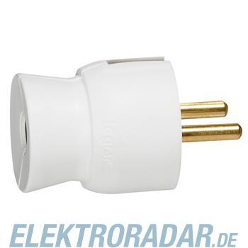 Legrand 50315 Schuko-Stecker GE ws
