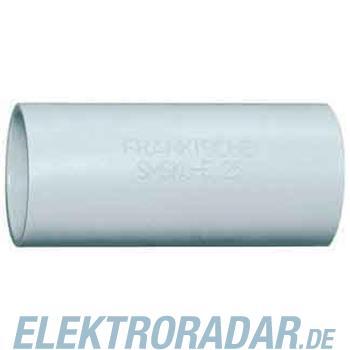Fränkische Kunststoff-Steckmuffe SMSKu-E-UV 25 grau