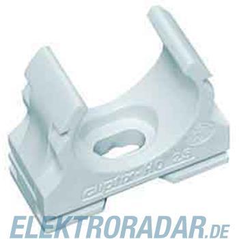 Fränkische Kunststoff-Klemmschelle clipfix-UV 16 sw