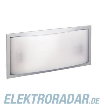 Legrand 61789 Einbaurahmen für Kompletteinbau, aluminiumfarben f