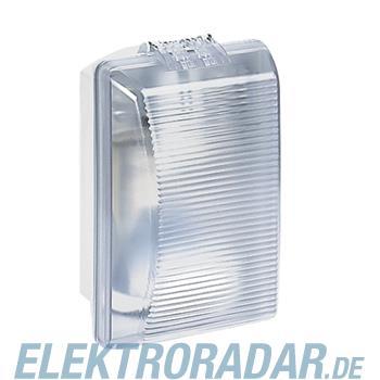 Legrand 62400 Feuchtraum-Leuchte rechteckig 75W Glühlampen E27 w