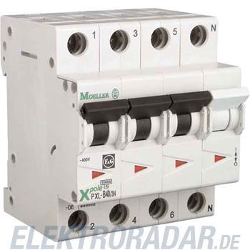 Eaton LS-Schalter m.Beschrift. PXL-B40/3N
