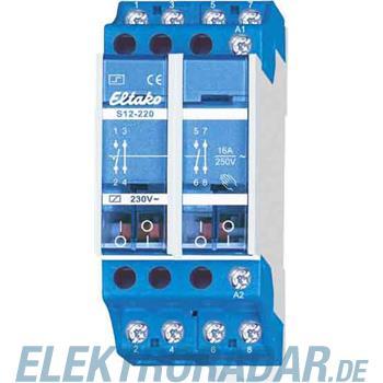 Eltako Stromstoßschalter S12-400-8V