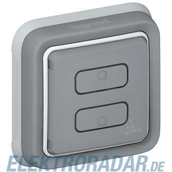 Legrand 69510 IOBL PLC Schalter 1-Kanal Feuchtraum Modular Plexo