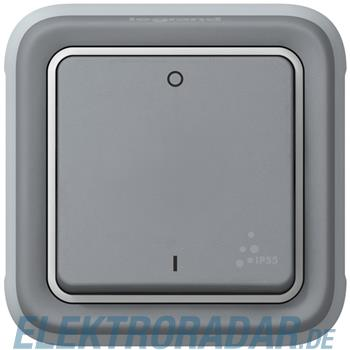 Legrand 69530 Ausschalter 2-polig Feuchtraum Modular Plexo 55 gr