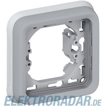 Legrand 69681 FR Abdeckrahmen 1-fach Feuchtraum Aufputz Plexo 55