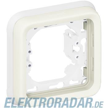 Legrand 69692 FR Abdeckrahmen 1-fach Feuchtraum Aufputz Plexo 55