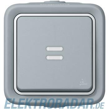 Legrand 69713 Wippschalter Aus-/ Wechsel Kontroll bel.Feuchtraum