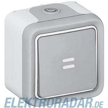 Legrand 69722 Wipptaster Schliesser 1-polig beleuchtetFeuchtraum