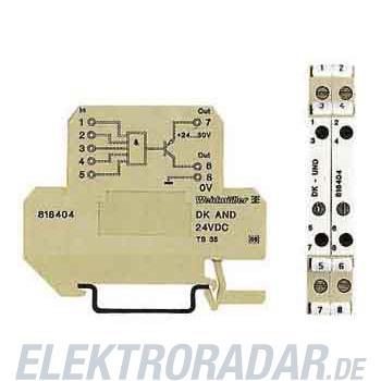 Weidmüller Zubehör Signalwandler DK OR 35 24VDC