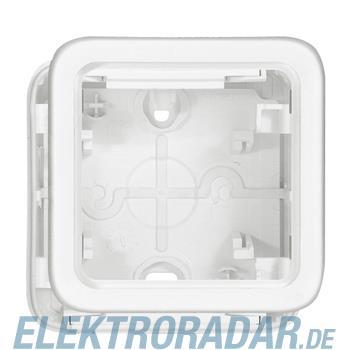 Legrand 70741 Gehäuse 1-fach Feuchtraum Aufputz Plexo55 artic
