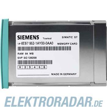 Siemens RAM Memory Card 6ES7952-1AP00-0AA0