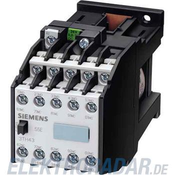 Siemens Hilfsschütz 44E 4NO+4NC 3TH4244-0AK6