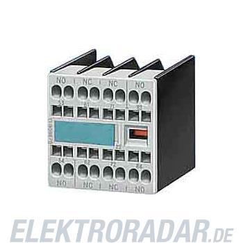 Siemens Hilfsschalterblock 2Ö, DIN 3RH1921-2EA02