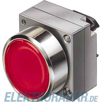 Siemens Leuchtdrucktaster grün, De 3SB3501-0AA41-0PA0