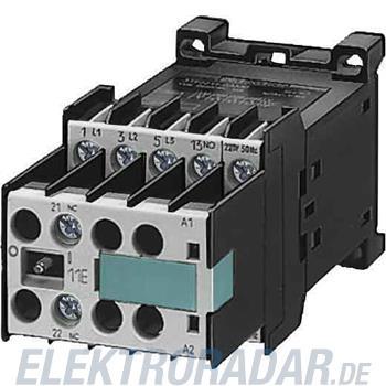 Siemens Schütz Bgr. 00 3pol. AC-3 3TF2211-0AC2