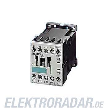 Siemens Schütz AC-3, 5,5kW/400V, 1 3RT1017-1BP41
