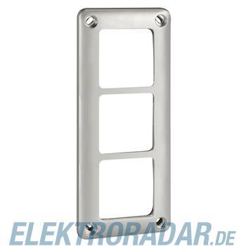 Legrand 77853 Rahmen 3-fach waagerecht/senkrecht Soliroc IP55 IK