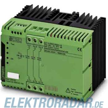 Phoenix Contact Halbleiterschütz ELR 3-24DC/500AC-16