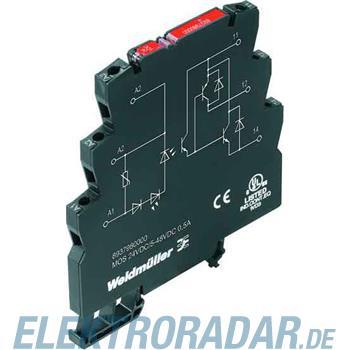 Weidmüller Optokoppler MOS24VDC/548VDC0,5A