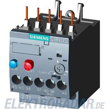 Siemens Überlastrelais S00 3RU2116-0HB0