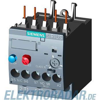Siemens Überlastrelais S00 3RU2116-0GB0