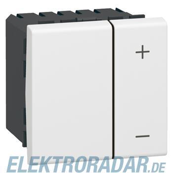 Legrand 78401 Uni-Dimm 2mod 2-L 400W ws Mosaic