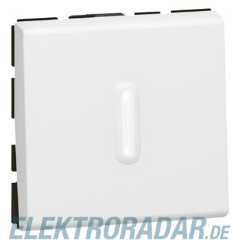 Legrand 78716 Taster bel. 2mod ANTIBAK Mosaic