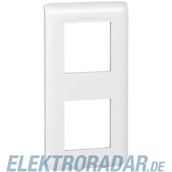 Legrand 78723 Rahmen 2x2vert. ANTIBAK Mosaic