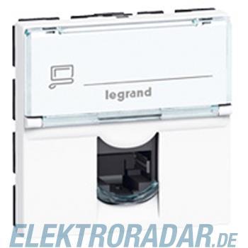 Legrand 78734 ISDN-Anschlusseinheit RJ45 Mosaic