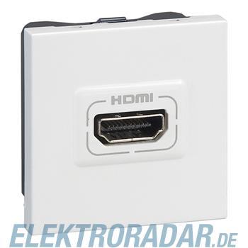 Legrand 78768 HDMI-Dose 2mod ws Mosaic