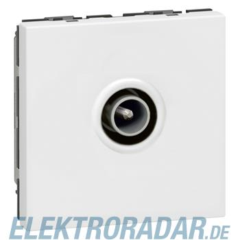 Legrand 78782 TV-DOSE 9,52MM 2M WS Mosaic
