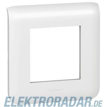 Legrand 78802 Rahmen 2mod ws Mosaic
