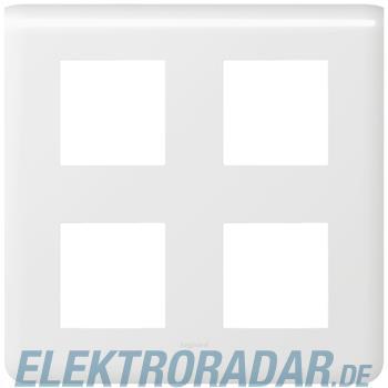 Legrand 78838 Rahmen 2x2x2mod ws Mosaic