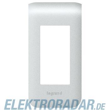 Legrand 79001 Rahmen 1mod alu Mosaic