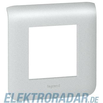 Legrand 79002 Rahmen 2mod alu Mosaic