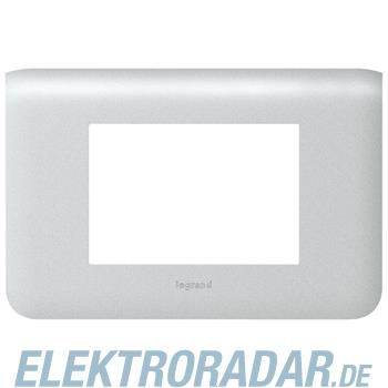 Legrand 79003 Rahmen 3mod alu Mosaic