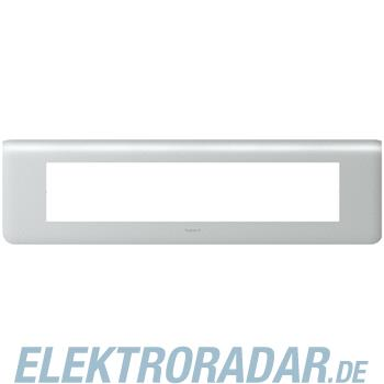 Legrand 79010 Rahmen 10mod horizont. Alu Mosaic