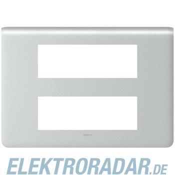 Legrand 79036 Rahmen 2x6mod alu Mosaic