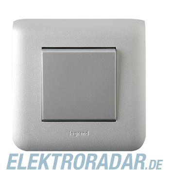 Legrand 79211 Wechsel 10A SL 2mod alu Mosaic